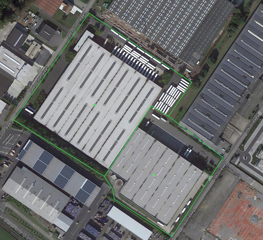 Prologis Park Bornem DC1 and DC2