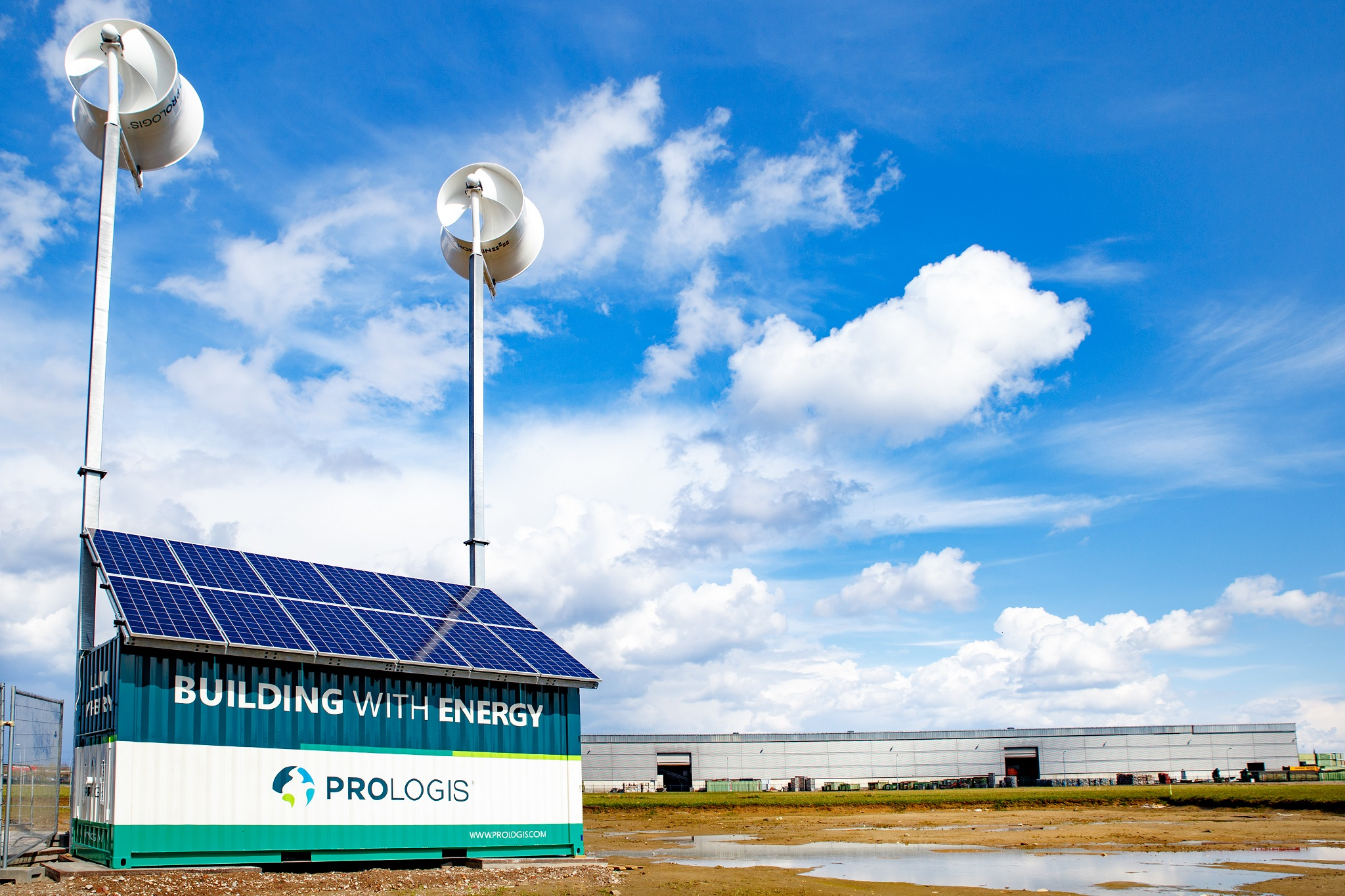 Prologis Energy Container