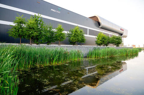 Prologis Fokker Logistics Park, The Netherlands