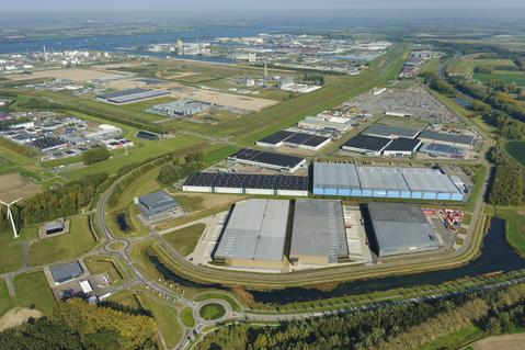 Prologis Park Moerdijk, The Netherlands