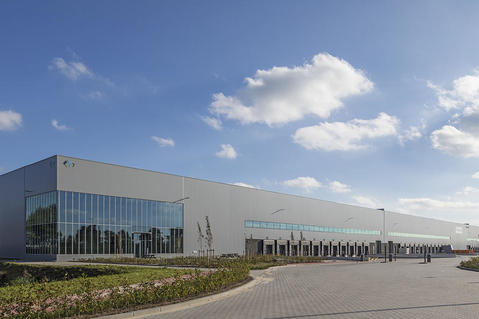 Prologis XPO Logistics Venlo, The Netherlands