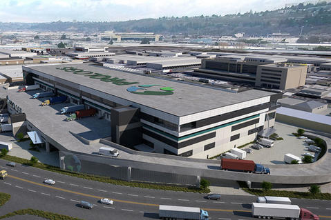Prologis Georgetown Crossroads, Seattle, Washington