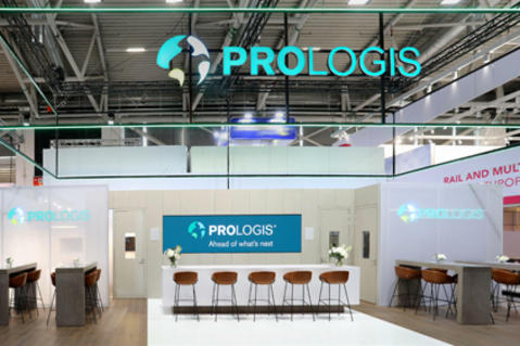 Prologis booth Expo Real