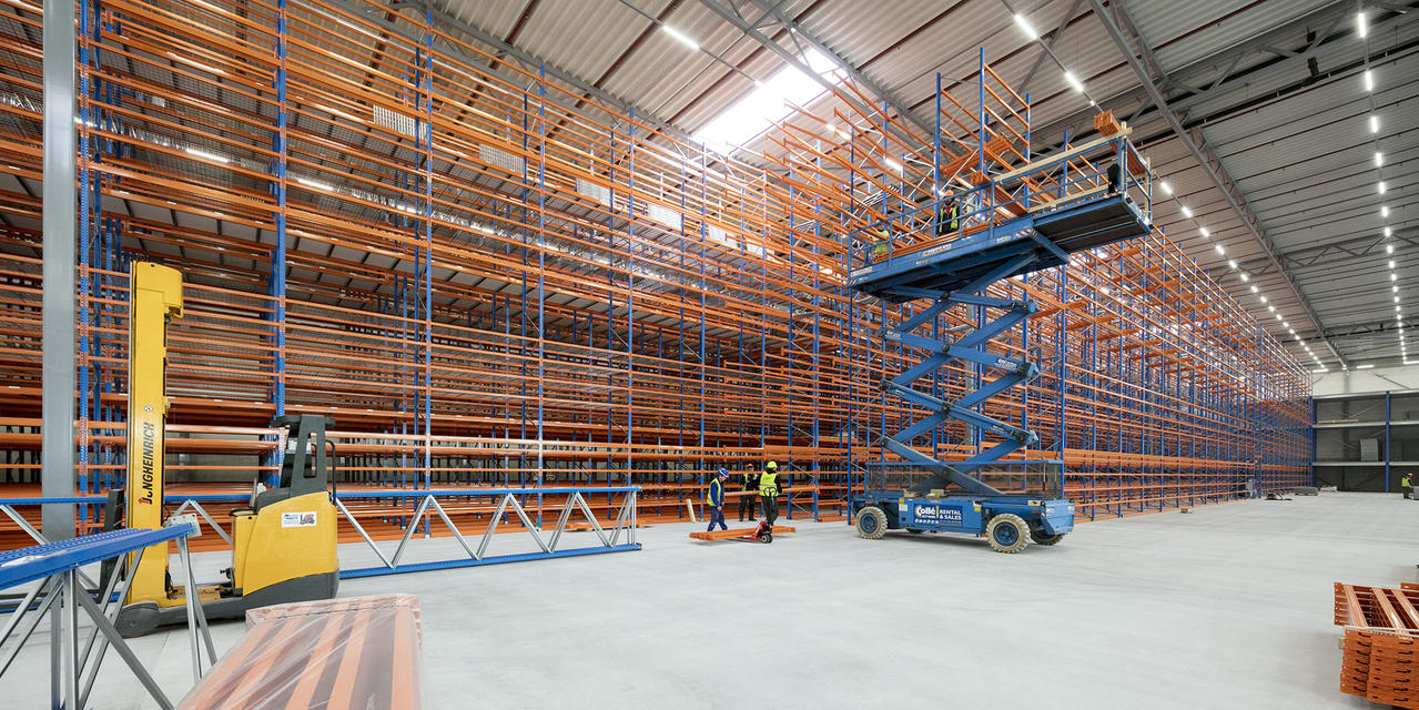 Demand for logistics real estate in the Benelux is high
