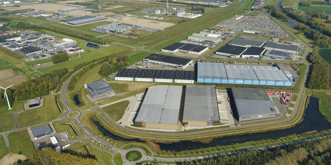 Prologis Moerdijk, The Netherlands