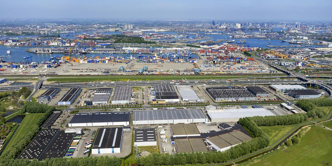 Prologis is a leading provider of industrial real estate in the Benelux